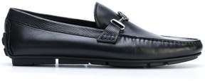 Roberto Cavalli buckled loafers