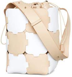 Paco Rabanne Element Check Hobo Bag