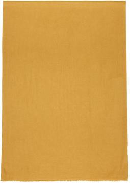 Isabel Marant Yellow Ghazila Scarf