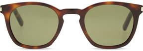 Saint Laurent Sl2800 original square-frame sunglasses