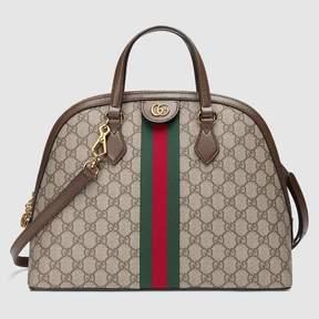 Gucci Ophidia GG medium top handle bag