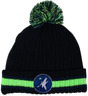 New Era Minnesota Timberwolves Basic Chunky Pom Knit Hat