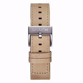 MVMT Mens Chrono 40mm Series 20mm Sandstone Leather