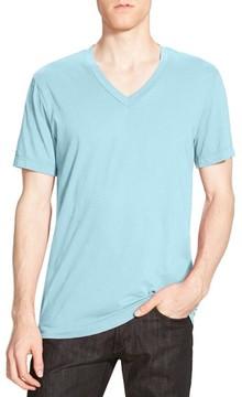 James Perse Men's Short Sleeve V-Neck T-Shirt