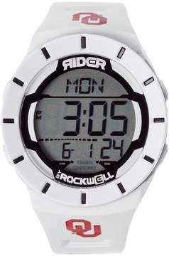 Rockwell Kohl's Oklahoma Sooners Coliseum Chronograph Watch - Men