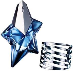 Thierry Mugler ANGEL Eau de Parfum Refillable Shooting Star & Silver Cuff Bracelet