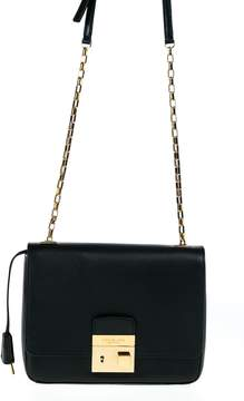 Michael Kors Shoulder Bag Gia - BLACK - STYLE