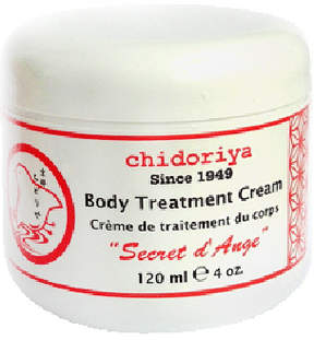 Body Treatment Cream (Secret d'Ange) by Chidoriya (4oz Cream)