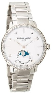 Frederique Constant Slimeline Watch