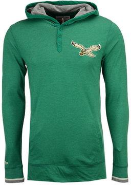 Mitchell & Ness Men's Philadelphia Eagles Seal The Win Long Sleeve Hoodie