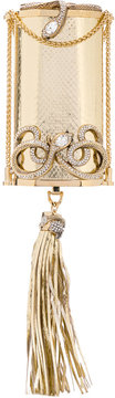 Roberto Cavalli Minaudiere Goddess mini bag