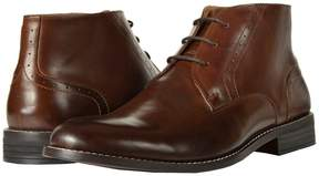 Nunn Bush Savage Plain Toe Chukka Boot Men's Dress Lace-up Boots