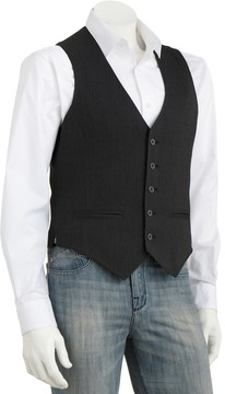 Apt. 9 Men's Herringbone Vest