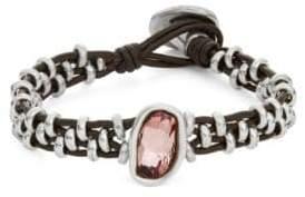 Uno de 50 Rhinestone Toggle Bracelet