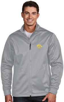 Antigua Men's Iowa Hawkeyes Waterproof Golf Jacket