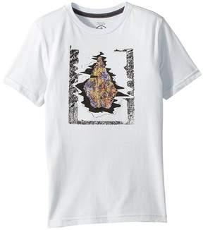 Volcom Statiq Short Sleeve Tee Boy's T Shirt