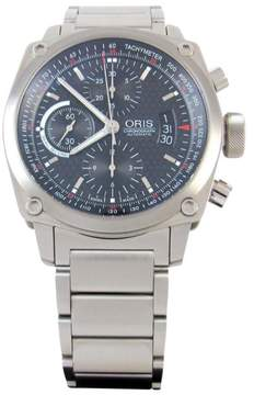 Oris BC4 Chronograph 01 674 7616 4154-07 8 22 58 Stainless Steel Automatic 42.7mm Mens Watch