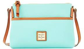 Dooney & Bourke Pebble Grain Ginger Pouchette Shoulder Bag - MINT - STYLE