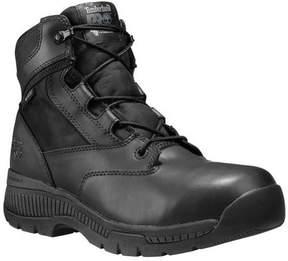 Timberland Unisex 6' Valor Duty Soft Toe Waterproof Boot