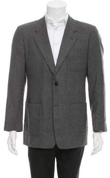 Marc Jacobs Virgin Wool Two-Button Sport Coat