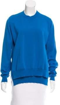 Celine Textured Wool & Cashmere Sweater