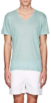 Orlebar Brown Men's Blakley Linen T-Shirt