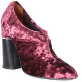 3.1 Phillip Lim Kyoto Velvet Ankle Boot