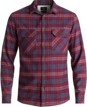 Quiksilver Fitzspeere Flannel Shirt - Men's