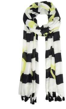 Juicy Couture Rugby Stripe Scarf