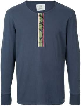 Kent & Curwen button up polo shirt