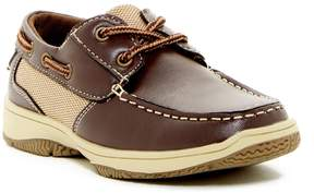 Deer Stags Jay Lace-Up Boat Shoe (Little Kid)