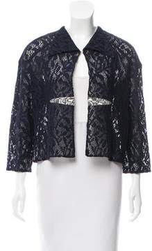 Christian Dior Lace A-Line Jacket w/ Tags