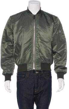 J.W.Anderson Satin Bomber Jacket w/ Tags