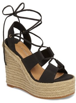 Tony Bianco Women's Biba Platform Espadrille Sandal