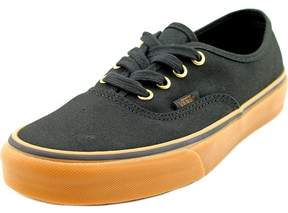 Vans Unisex Authentic Sneakers blackrubber M6.5 W8