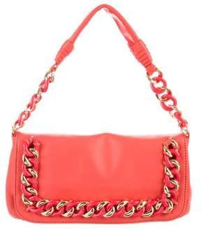 MICHAEL Michael Kors Chain-Embellished Mini Bag - ORANGE - STYLE