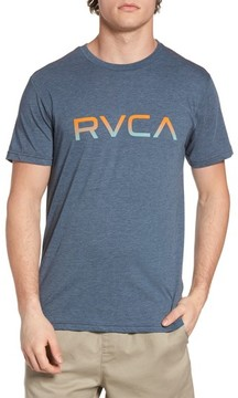 RVCA Men's Gradient Logo Graphic T-Shirt