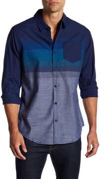 Burnside Novelty Regular Fit Shirt