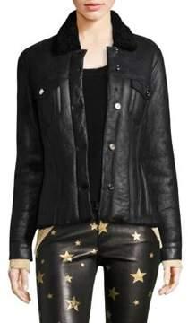 RtA Harmony Shearling Jacket