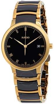 Rado Centrix Black Dial Men's Watch