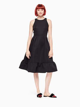 Kate Spade Structured fit and flare dress