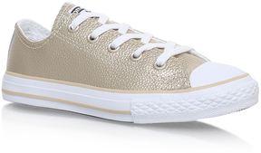 Converse Metallic Low-Top Sneakers