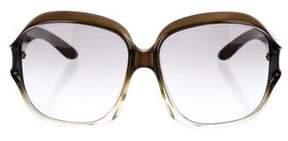 Miu Miu Tinted Acetate Sunglasses