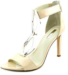 BCBGMAXAZRIA Bcbgeneration Womens Cayce Open Toe Ankle Strap D-orsay Pumps.