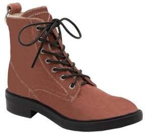 Dolce Vita Women's Bardot Lace-up Ankle Boot.