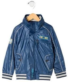 Catimini Boys' Windbreaker Jacket