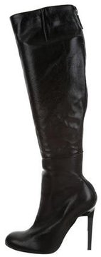 Ruthie Davis Leather Knee-High Boots