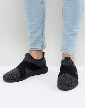 Aldo Cartyville Elastic Sneakers In Black