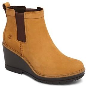 Timberland Women's Kellis Water Resistant Chelsea Wedge Boot
