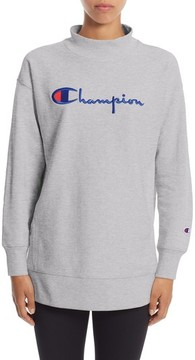 Champion Women's Reverse Weave High Neck Sweatshirt